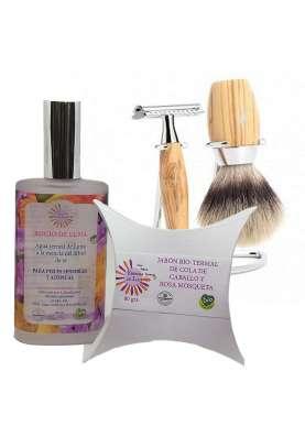 Afeitado bio-termal para el cuidado de pieles maduras