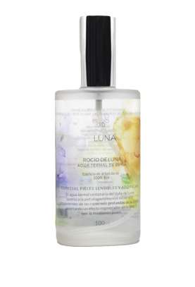 Agua termal especial para cuidar pieles sensibles